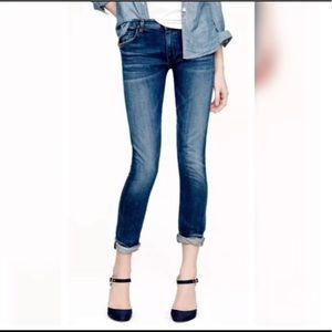 Goldsign J Crew Jenny Selvedge Jeans Size 27 DR